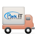 pick up delivery IT services 08701